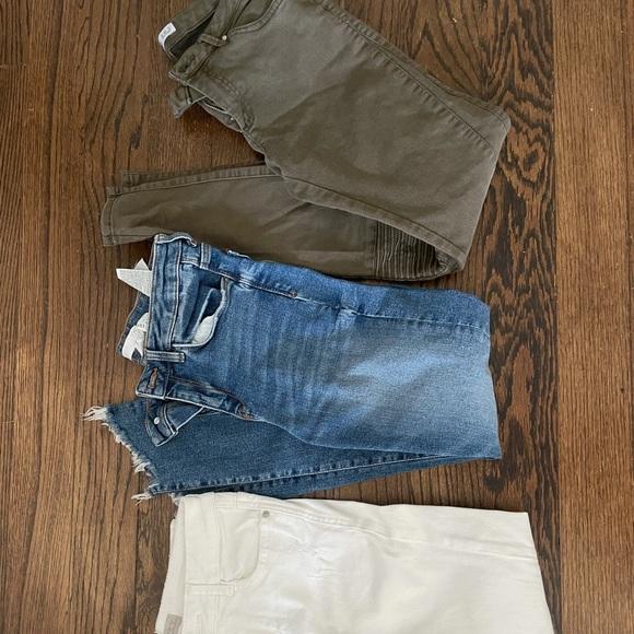 Zara skinny jeans bundle